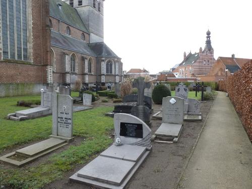 Decanale kerk Sint-Amelberga