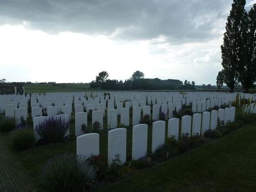 Passendale BPTyne Cod Cemetery (16)