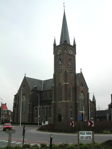 Avelgem Brugstraat zonder nummer Sint-Amanduskerk