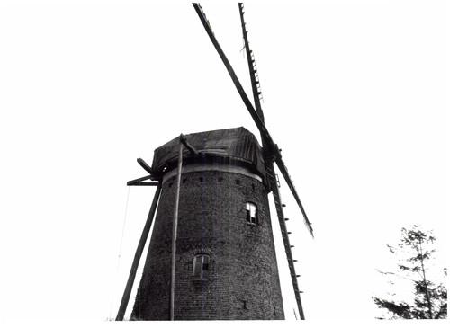 Windmolen Decoster of Tombeelmolen