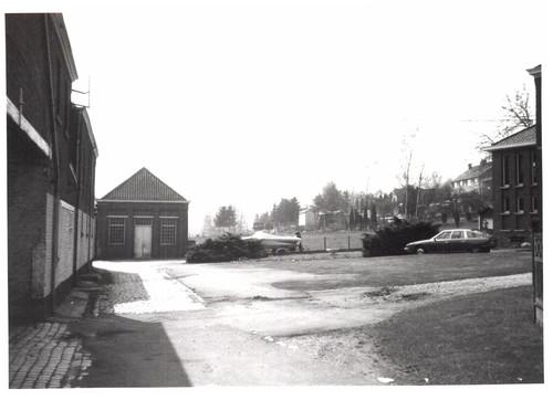 Kartonfabriek Ten Broeck en directeurswoning