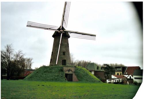 Windmolen Gerardsmolen