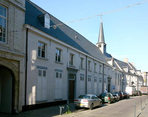 Diest Koning Albertstraat 12-16, 16A-B, 18