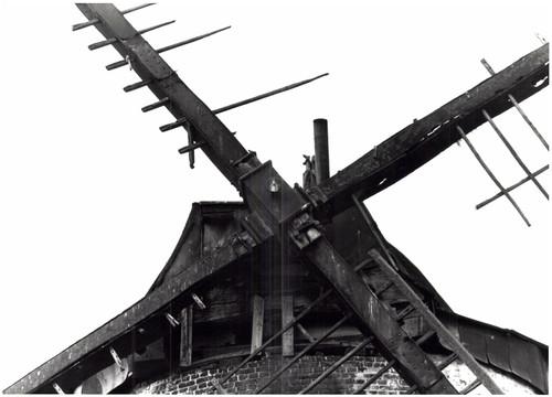 Windmolen  en molenaarswoning