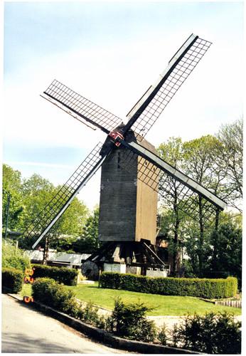 Windmolen Lijstermolen