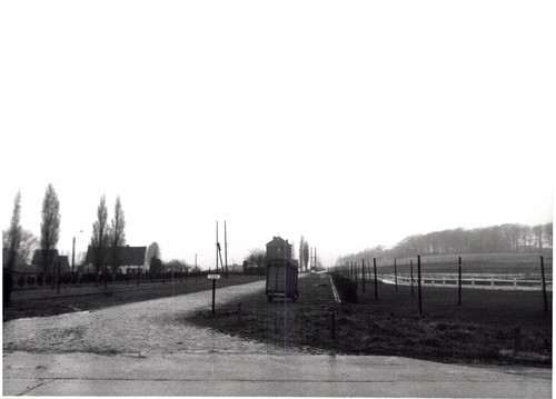Omgeving nieuwe site windmolen Grijspeerdmolen