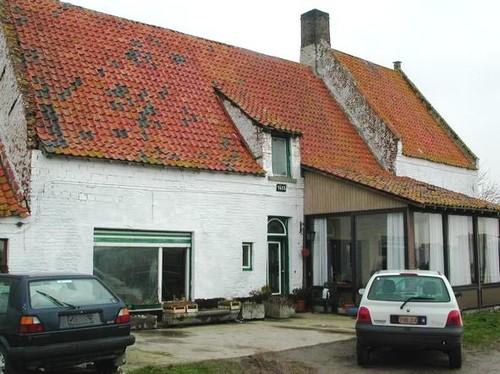 Brugge Onze-Lieve-Vrouweader 4 boerenhuis