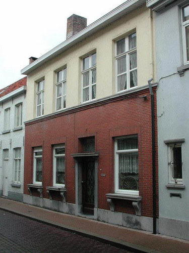 Brugge Sint-Lenardsstraat 19