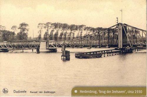 Brugge Stationsweg zonder nummer brug