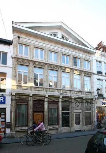 Diest Sint-Jan Berchmansstraat 5-7