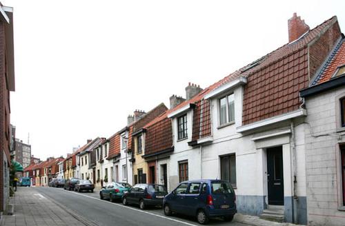 Kraainem Amédé Brackestraat 25-57