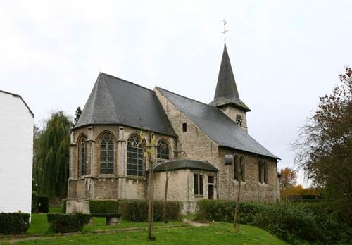 Kraainem Arthur Dezangrélaan 20A Sint-Pancratiuskerk