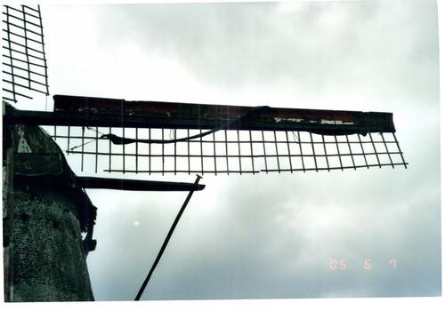 Windmolen Stormvogel