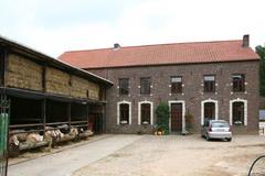 Boerenburgerhuis van 1751