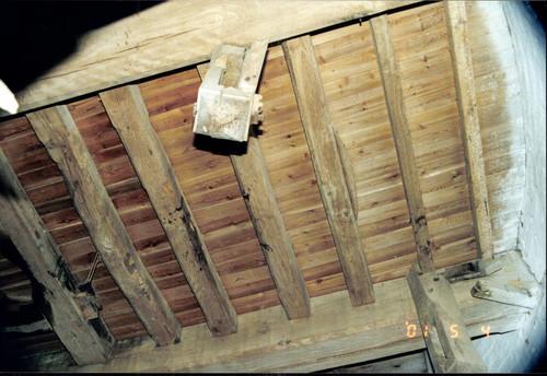 Molenromp met molenaarshuis