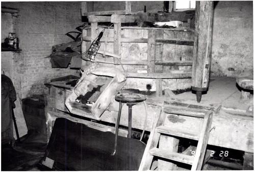 Molenaarshuis met watermolen