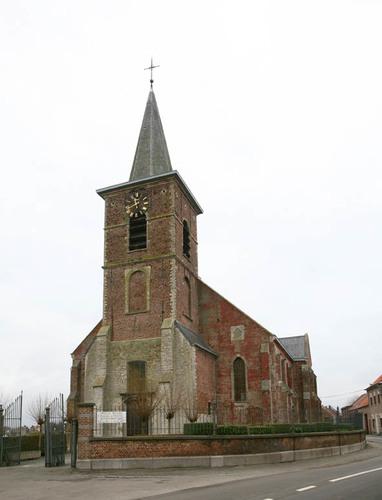Meise Rossemdorp zonder nummer kerk