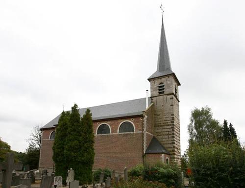 Lubbeek Kerkplein 1 kerk