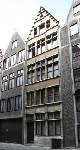 Antwerpen Braderijstraat 8