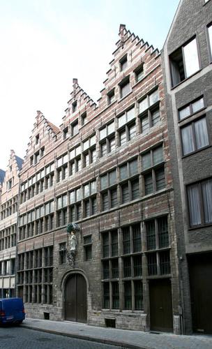 Antwerpen Braderijstraat 12, 16