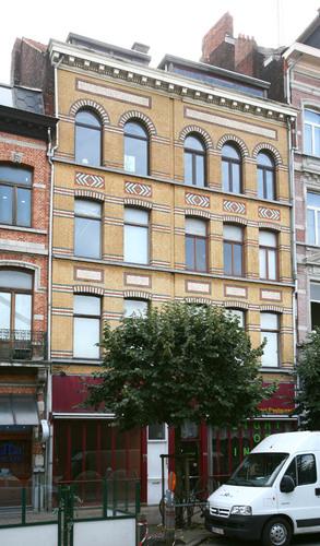 Antwerpen Ernest Van Dijckkaai 19-20
