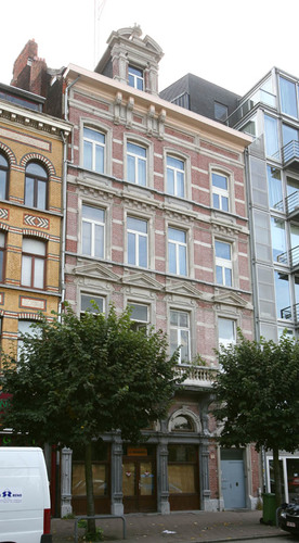 Antwerpen Ernest Van Dijckkaai  21