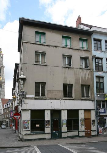 Antwerpen Groenkerkhofstraat 1