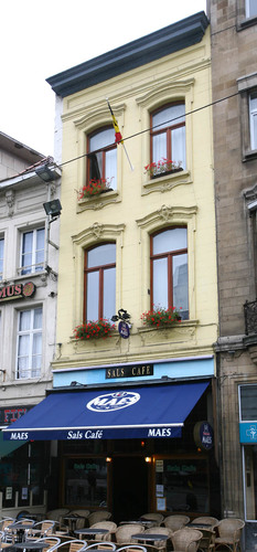 Antwerpen Groenplaats 5