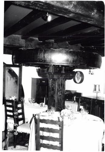 Watermolen op de Molenbeek en molenaarshuis
