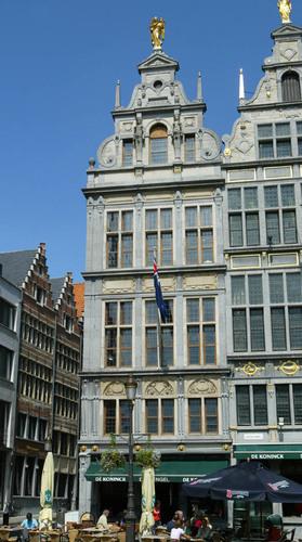 Antwerpen Grote Markt 3