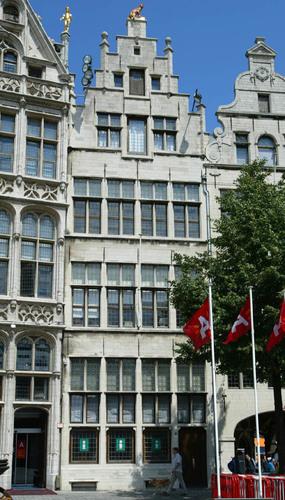 Antwerpen Grote Markt 13