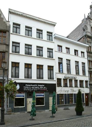 Antwerpen Grote Markt 31-33