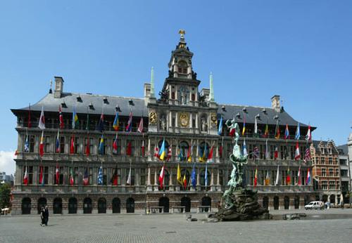 Antwerpen Grote Markt 1