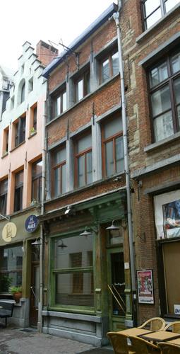 Antwerpen Grote Pieter Potstraat 12