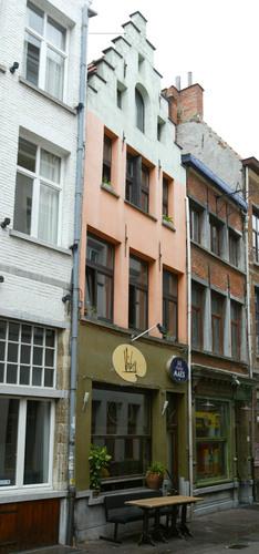 Antwerpen Grote Pieter Potstraat 14
