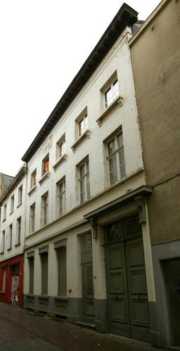 Antwerpen Grote Pieter Potstraat 17A