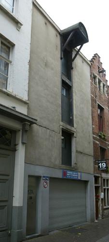 Antwerpen Grote Pieter Potstraat 17