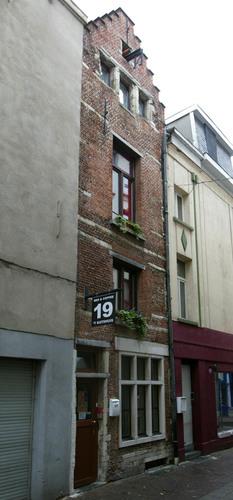 Antwerpen Grote Pieter Potstraat 19