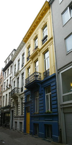 Antwerpen Grote Pieter Potstraat 32-34