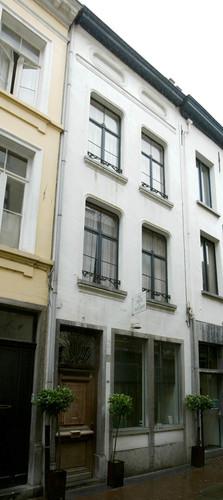 Antwerpen Haarstraat 18