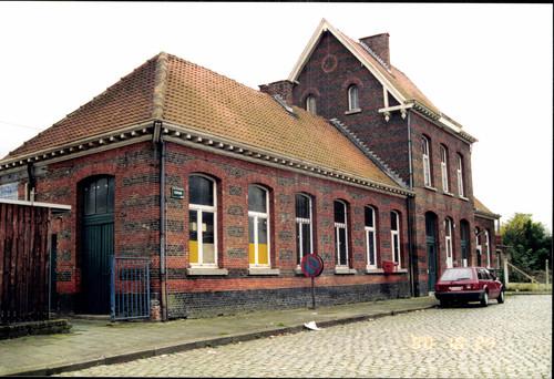 Station Sint-Martens-Bodegem