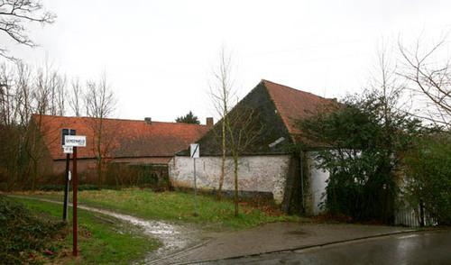 Alsemberg Losseweg 101-107 Kartonfabriek Ten Broeck