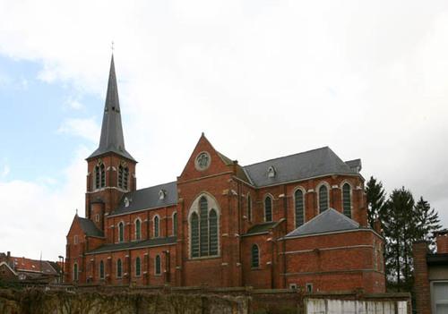 Huitingen H.Torleylaan 60a Sint-Jan-Baptistkerk
