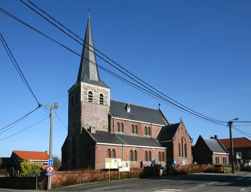 Holsbeek Kerkplein zonder nummer Parochiekerk Sint-Pieter