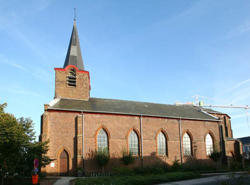 Rotselaar Dorpsplein zonder nummer kerk