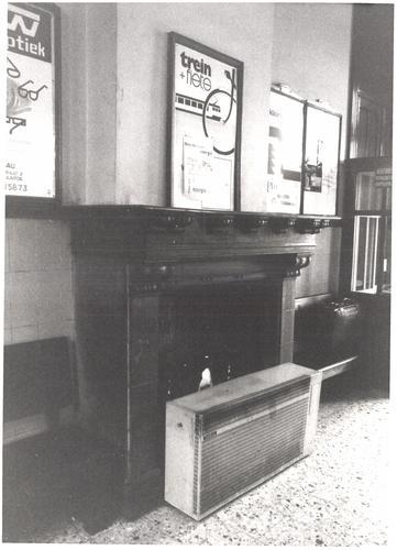 Station Oudenaarde