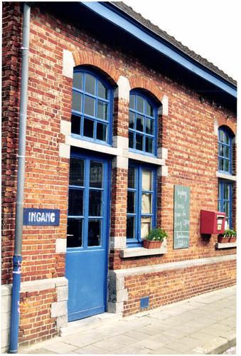 Kortrijk Bissegem Vlaswaagplein 1 Station Bissegem