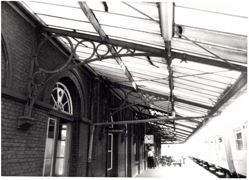 Station Zottegem