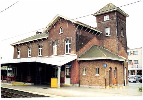 Station Ternat