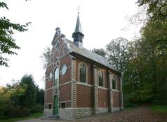 Oud-Heverlee Witte Bomendreef zonder nummer kapel (https://id.erfgoed.net/afbeeldingen/33445)